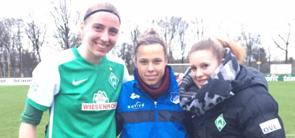 Ein Tiroler Trio, das sich aus gemeinsamen Tagen bei Wacker und dem Nationalteam kennt (v.l.): Schiechtl, Billa, Hausberger.