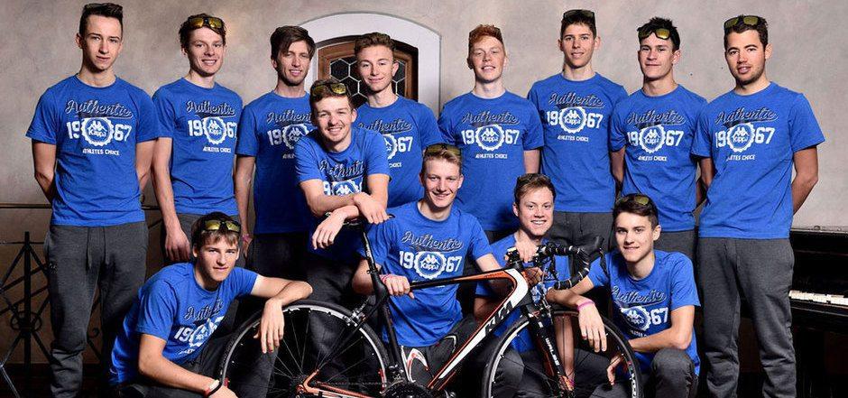 Mit 13 Fahrern startet das Tirol Cycling Team in die Saison 2016.