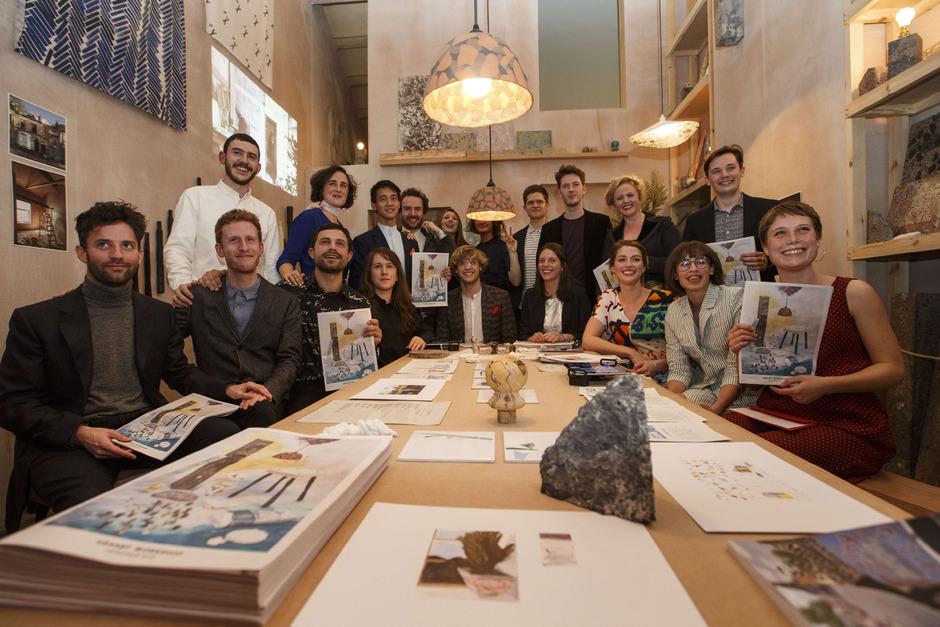 """Das britische Kollektiv """"Assemble"""" wurde mit dem Turner-Preis ausgezeichnet."""