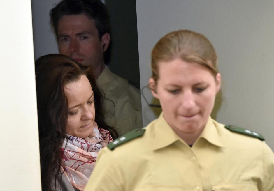 Der Prozess gegen Beate Zschäpe und zwei mutmaßliche Unterstützer des NSU begann am 6. Mai 2013.