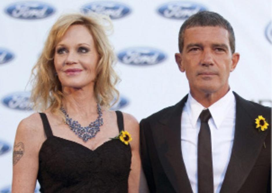 Melanie Griffith und Antonio Banderas waren seit 1996 verheiratet.