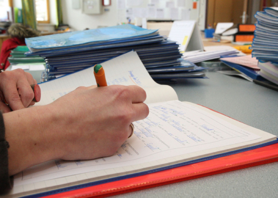 """Bisher kann eine Suspendierung von Schülern an der Schule selbst nur """"angedroht"""" und dann beantragt werden. (Symbolfoto)"""