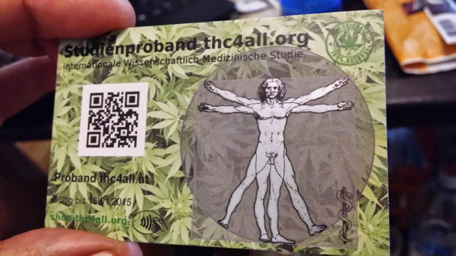 """Über das Online-Projekt """"thc4all"""" der Innpiraten waren etwa 2.000 Personen jeweils zumindest fünf Gramm Marihuana angeboten worden."""