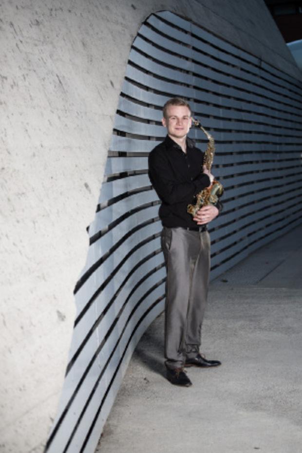 Smarter Bursche mit Riesentalent: Andreas Mader.