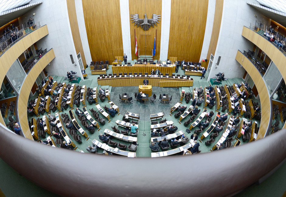 Sitzung des Nationalrates (Archivbild).