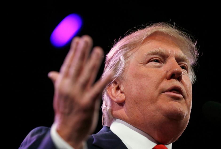 US-Immobilienmagnat Donald Trump.