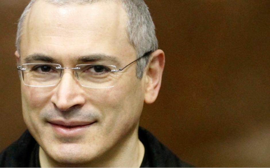 Putin-Kritiker Michail Chodorkowski.