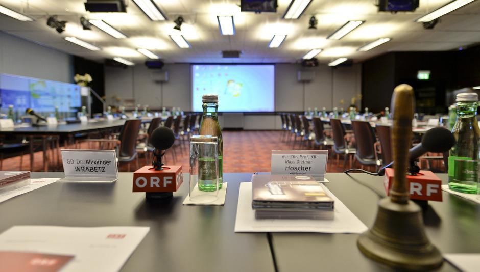 Der ORF-Stiftungsrat wird im August 2016 die neue ORF-Führung bestellen. Die Redakteure warnen vor politischen Tauschgeschäften.