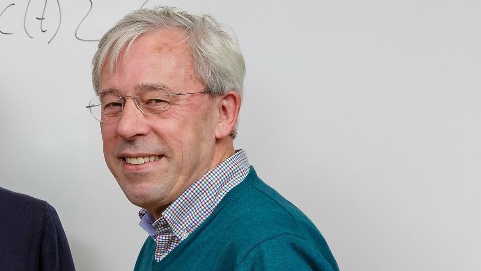 Der Innsbrucker Physiker Peter Zoller.