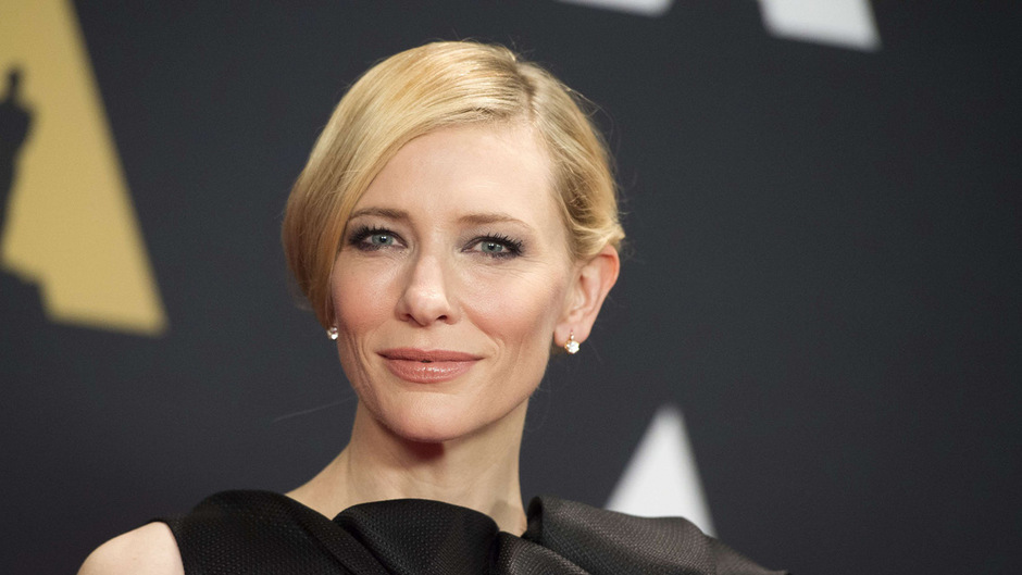 """Cate Blanchett wurde in der Kategorie """"Beste Hauptdarstellerin"""" nominiert"""