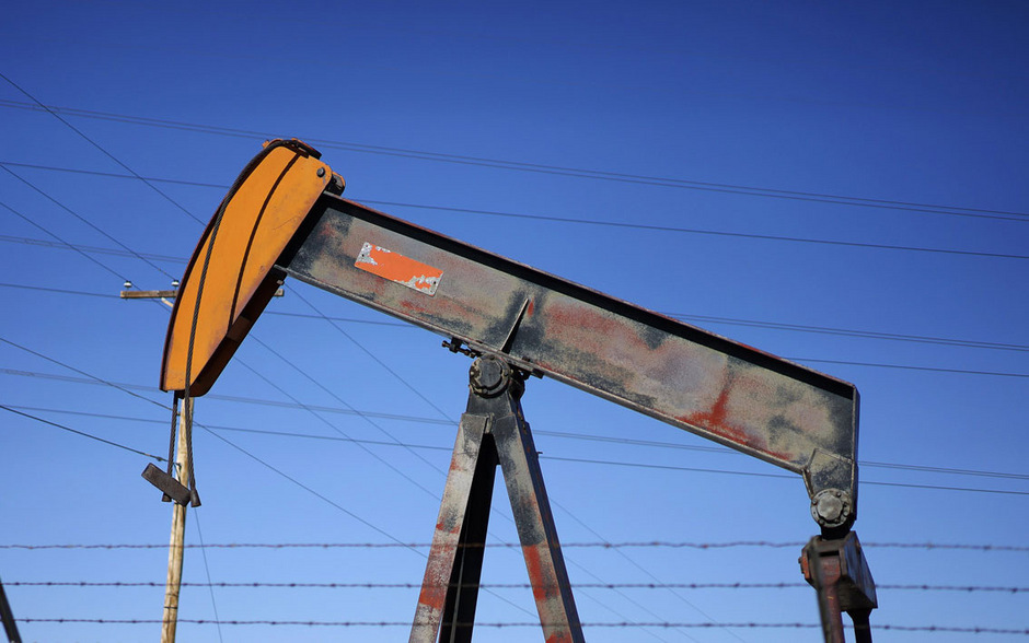 Ölförderanlage. (Symbolfoto)