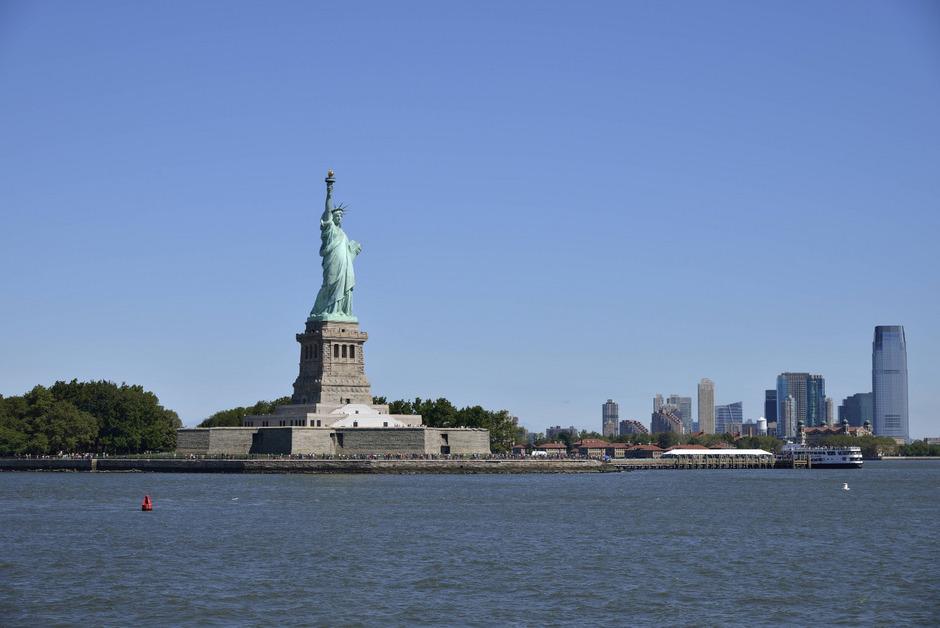 Blick auf New York. (Symbolfoto)