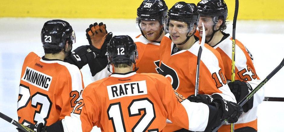 Raffl und Co. durften über einen Sieg jubeln.