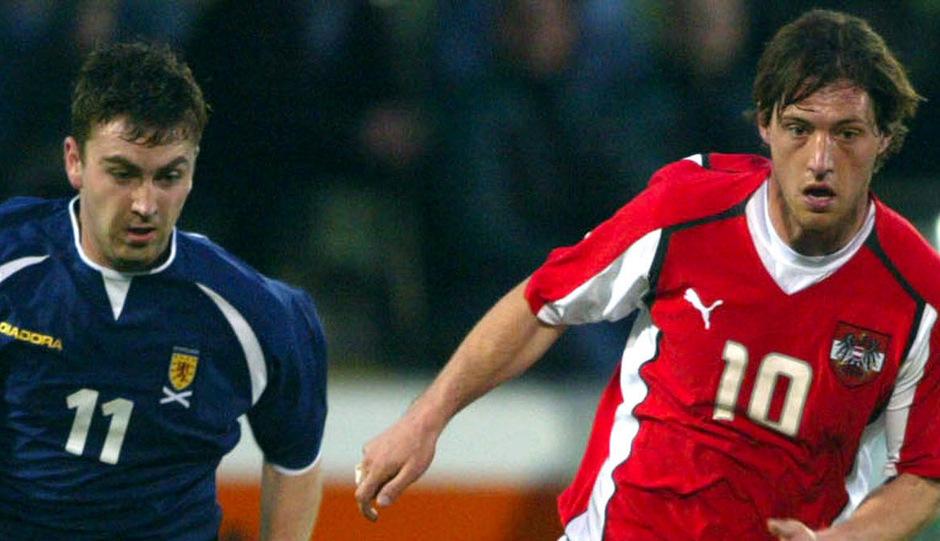 Thomas Pichlmann trug zwei Mal das rot-weiß-rote Teamtrikot.
