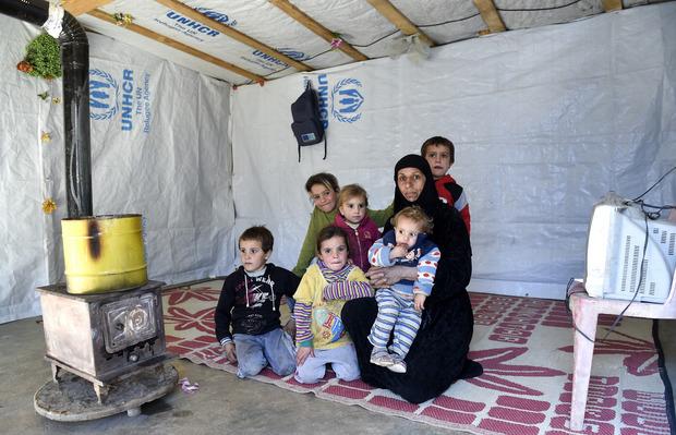 Kazitha Zidan ist mit ihrer Familie aus Deir el-Zour geflüchtet.