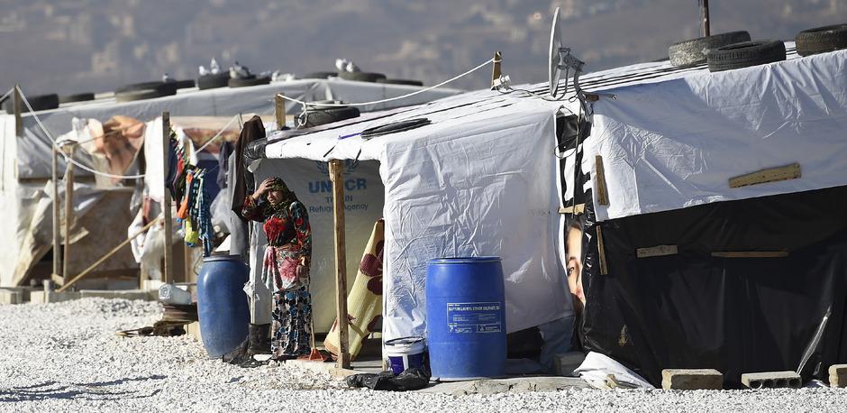 Der Libanon ist gerade einmal so groß wie Kärnten. Das Land beherbergt derzeit rund 1,2 Million syrische Flüchtlinge.