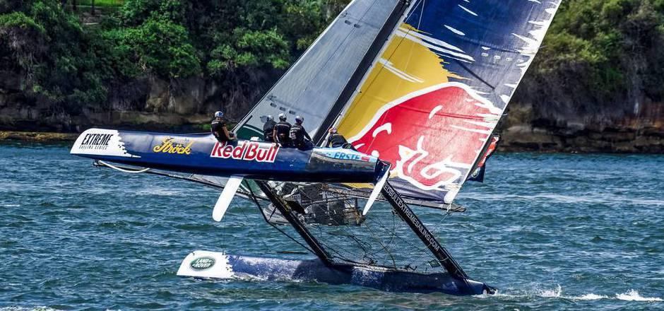 Hagara/Steinacher segelten vor Sydney auf Platz vier.