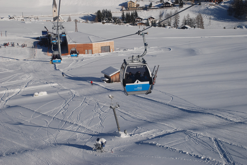 Die Skischaukel Kals-Matrei wurde massiv öffentlich gefördert.