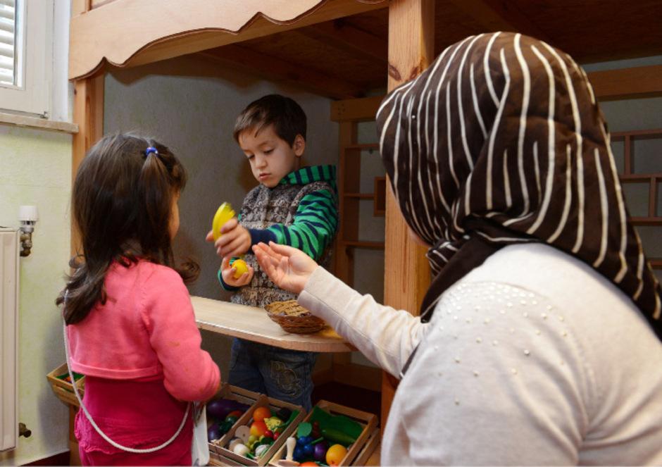 Eine vom Integrationsministerium in Auftrag gegebene Untersuchung zu islamischen Kindergärten und -gruppen in Wien will herausgefunden haben, dass viele Einrichtungen stark religiös geprägt seien. (Symbolfoto)