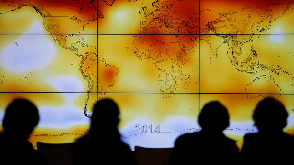 Seit zwei Wochen verhandeln 196 Staaten in Paris über einen verbindlichen Vertrag, der die Erderwärmung begrenzen soll.