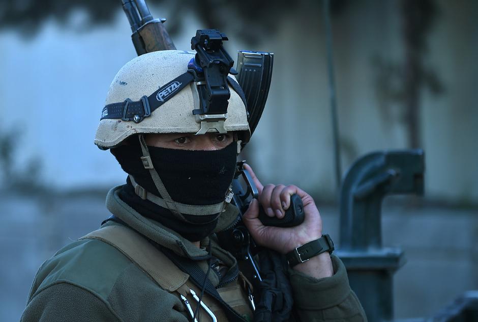 Sicherheitskräfte konnten den Taliban-Angriff erst nach rund zehn Stunden niederschlagen.