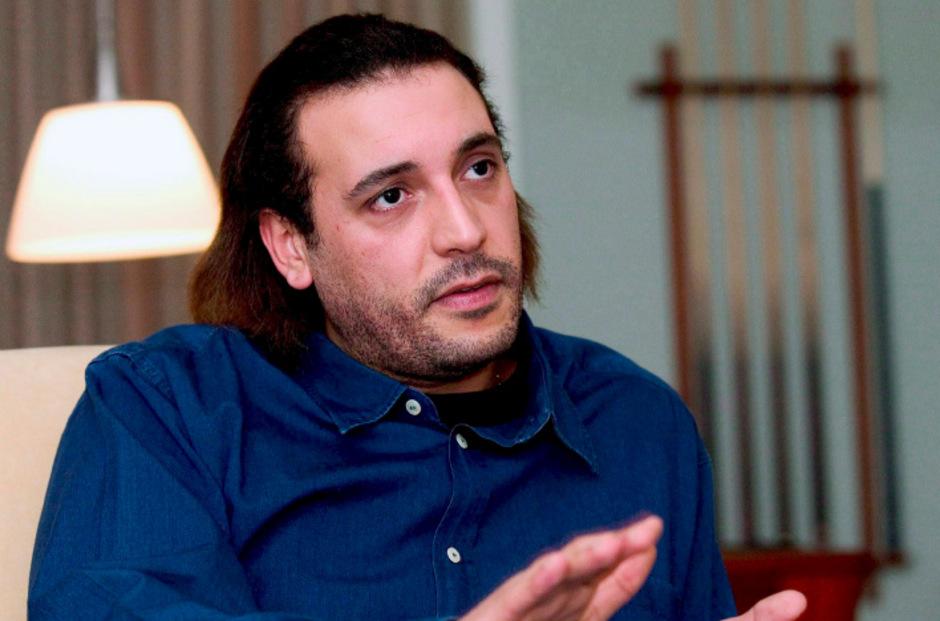 Hannibal al-Gaddafi.