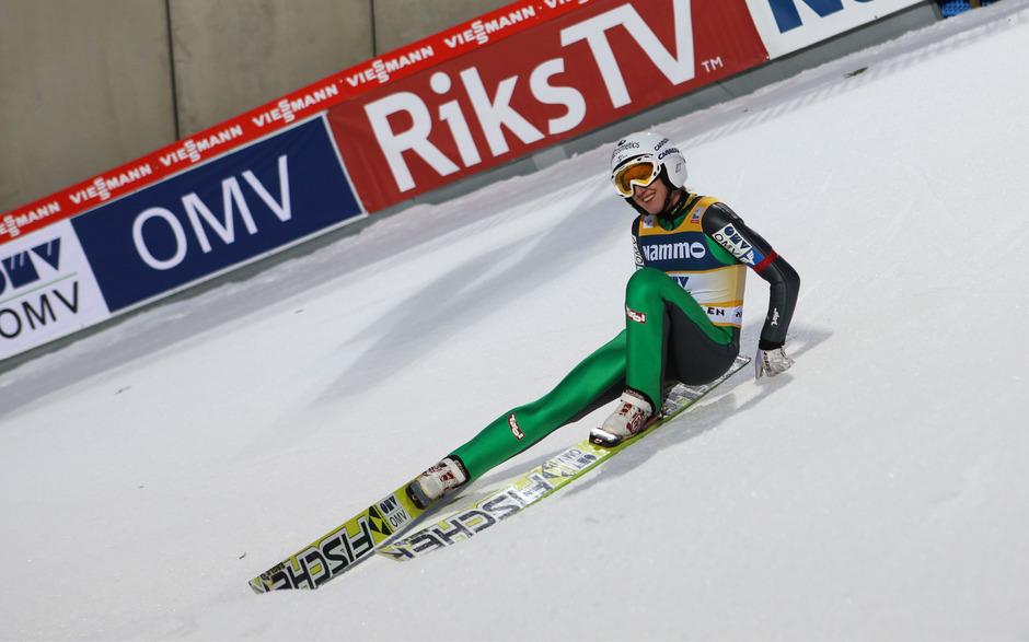 Daniela Iraschko-Stolz.