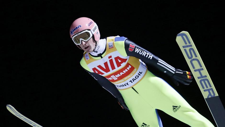 Severin Freund feierte seinen 20. Weltcup-Sieg.