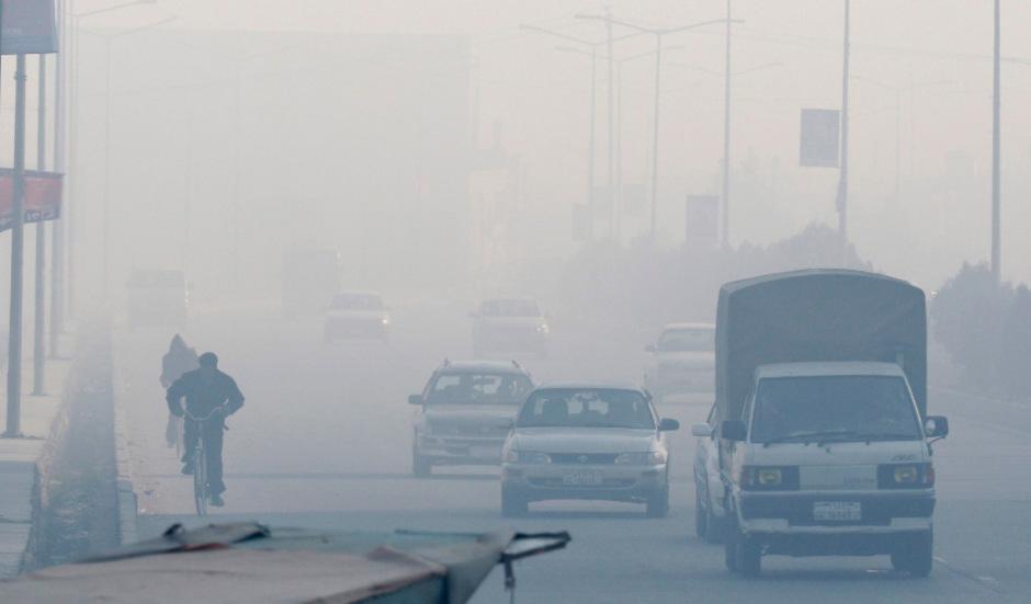 Die Straßen in Afghanistan sind gefährlich.