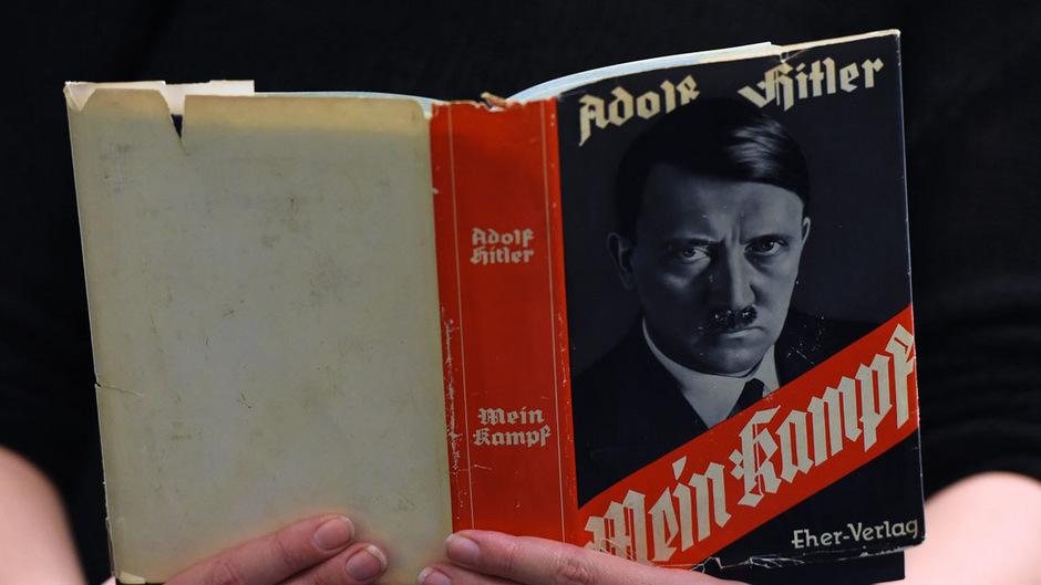 Eine deutsche Ausgabe des Buches.