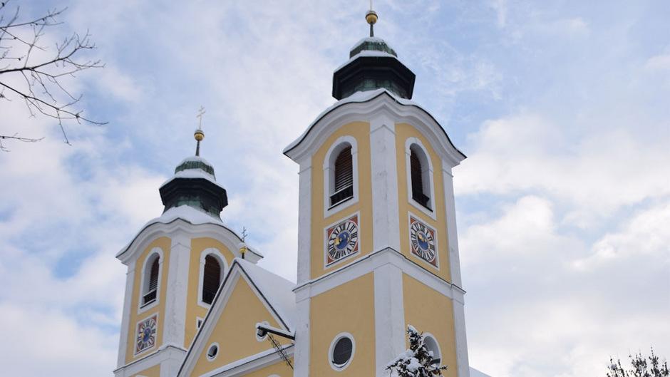 Die Gründung von Gemeinde und Pfarre hängen in St. Johann sehr eng zusammen.