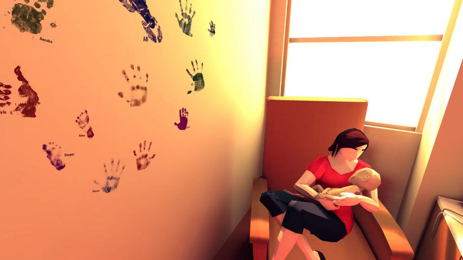 """Das berührende Spiel """"That Dragon, Cancer"""" handelt von einer Familie, deren Kind an Krebs erkrankt ist."""