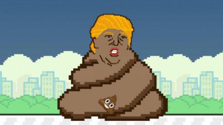 Donald Trumps Frisur Sorgt Fur Reichlich Spott Im Internet Tiroler