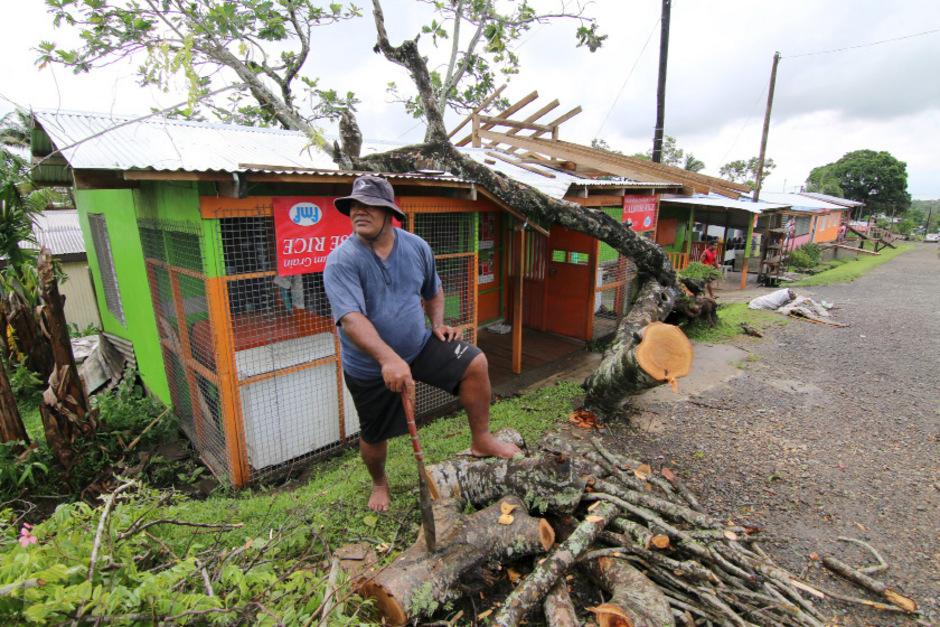 Die Leichenteile wurden in Suva angeschwemmt.