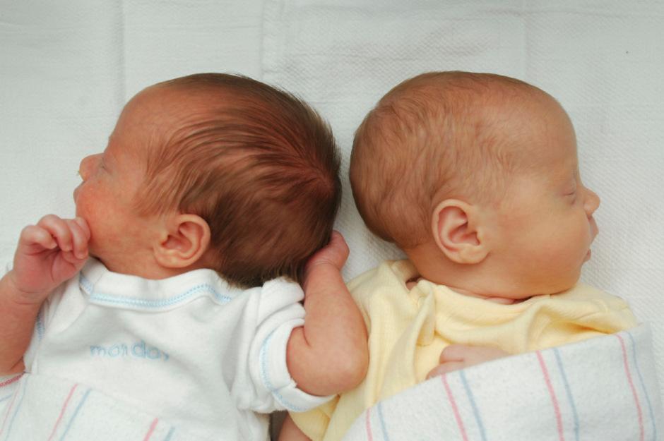 Zwillinge Von 2 Vätern