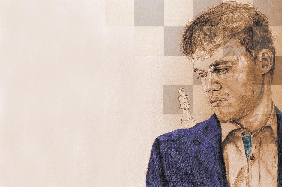 Magnus Carlsen, die bestimmende Figur im modernen Schach, wird seine möglichen Gegner beim Kandidatenturnier mit Sicherheit genau im Auge behalten.