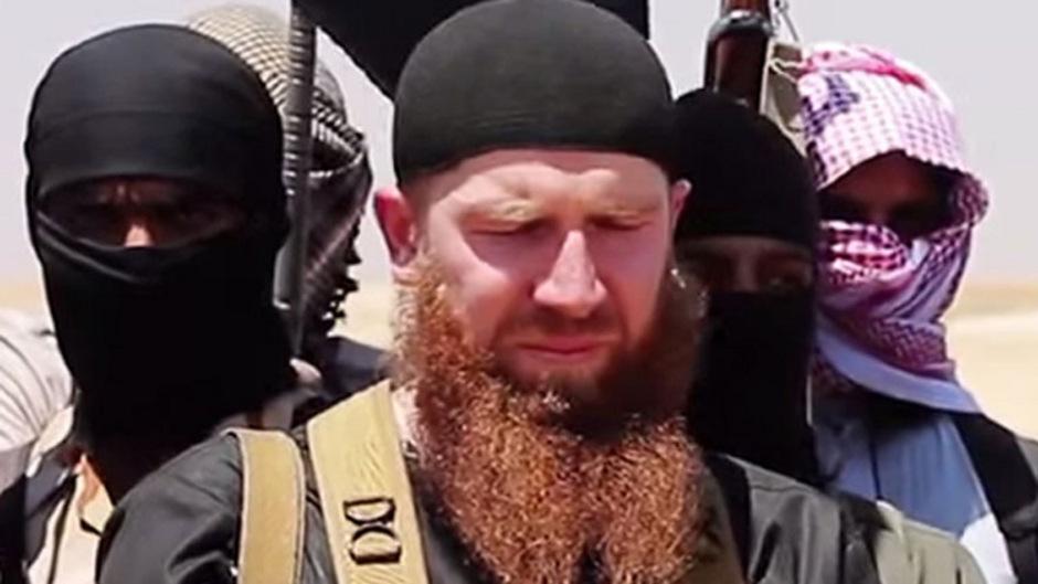 """Auf """"Omar den Tschetschenen"""" hatte die USA ein Kopfgeld von 4,5 Mio. Dollar ausgesetzt."""