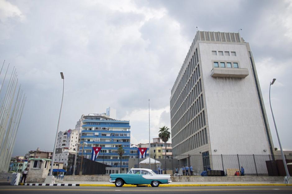 Nach 54 Jahren eröffnete wieder eine US-Botschaft in Kuba.