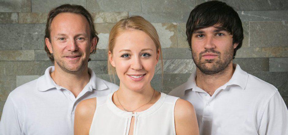 Mit ihrem Selbsttest konnten die Kiweno-Gründer Roland Fuschelberger, Bianca Gfrei und Robert Fuschelberger die Investoren überzeugen.