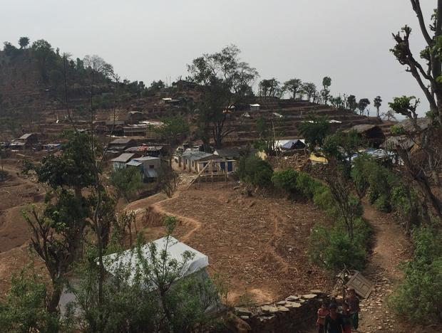 Kumpur wurde beim Erdbeben schwer getroffen.