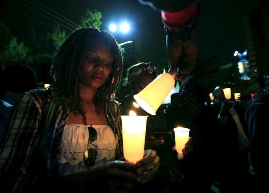 Gedenken an die Opfer (Symbolfoto).