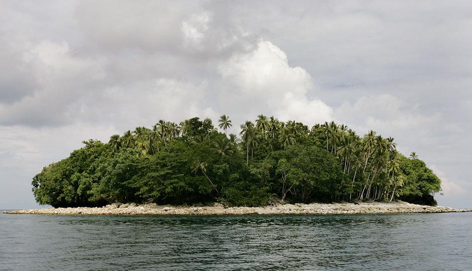 Ranongga ist eine Insel des New-Georgia-Archipels in der Western-Provinz, Salomonen.