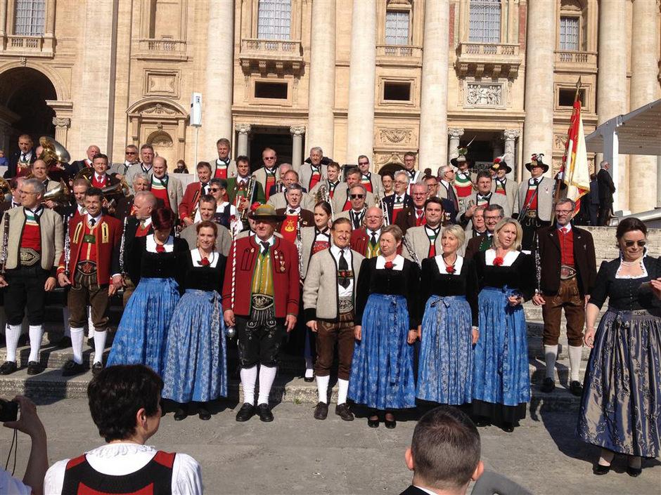 Papstmesse Rom 2021