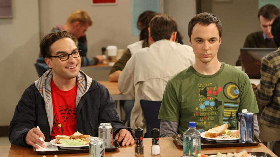 """Die Nerds aus """"The Big Bang Theory"""" müssen sich keine Sorgen um ihre Serien-Zukunft machen."""