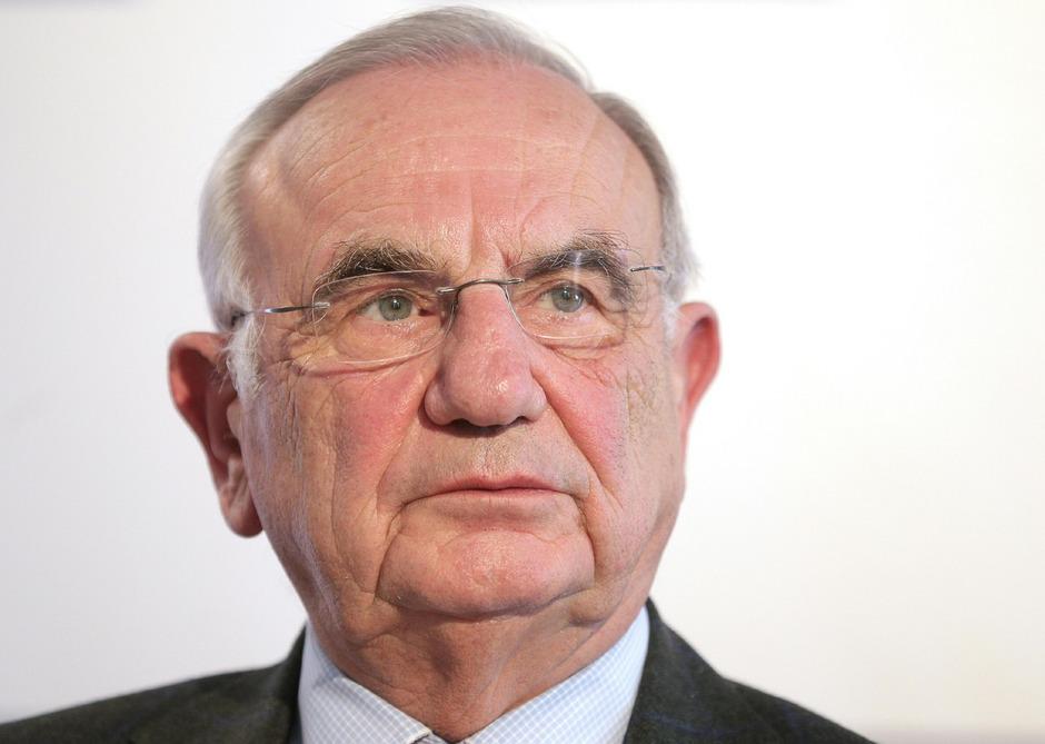 Der ehemalige freiheitliche Justizminister Dieter Böhmdorfer.