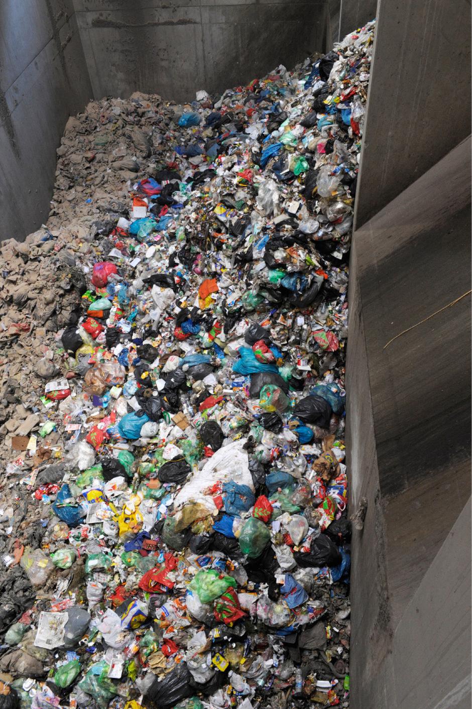 Der weltweite Müllberg wächst drastisch.
