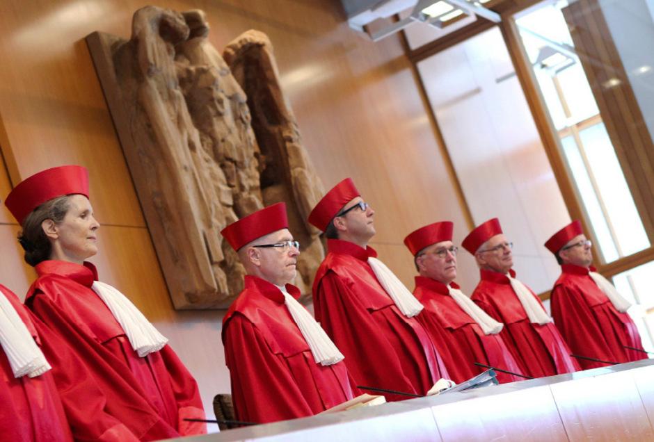 Das deutsche Bundesverfassungsgericht folgte einer Entscheidung des EuGH im Jahr 2015