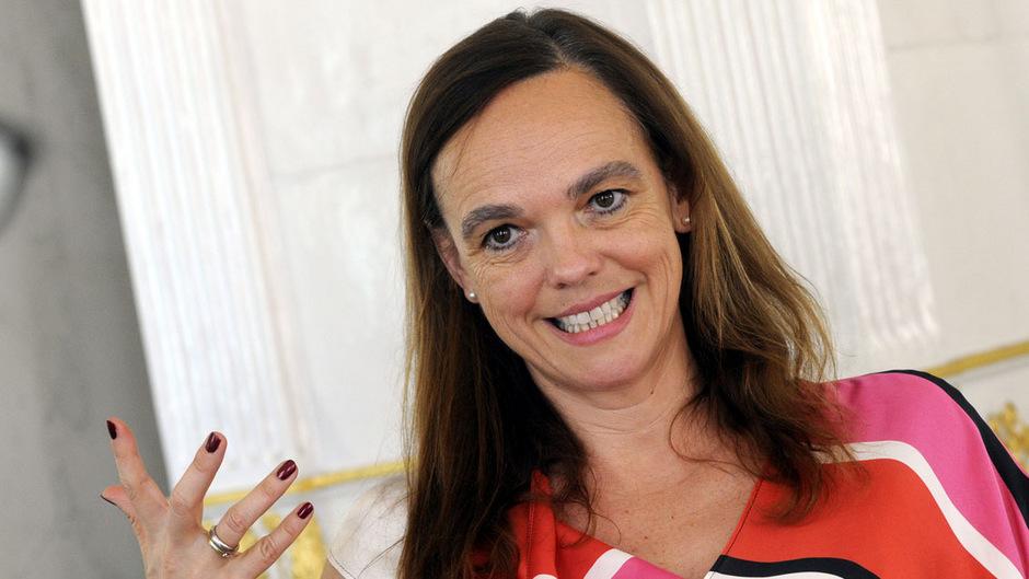 Bildungsministerin Sonja Hammerschmid (SPÖ).