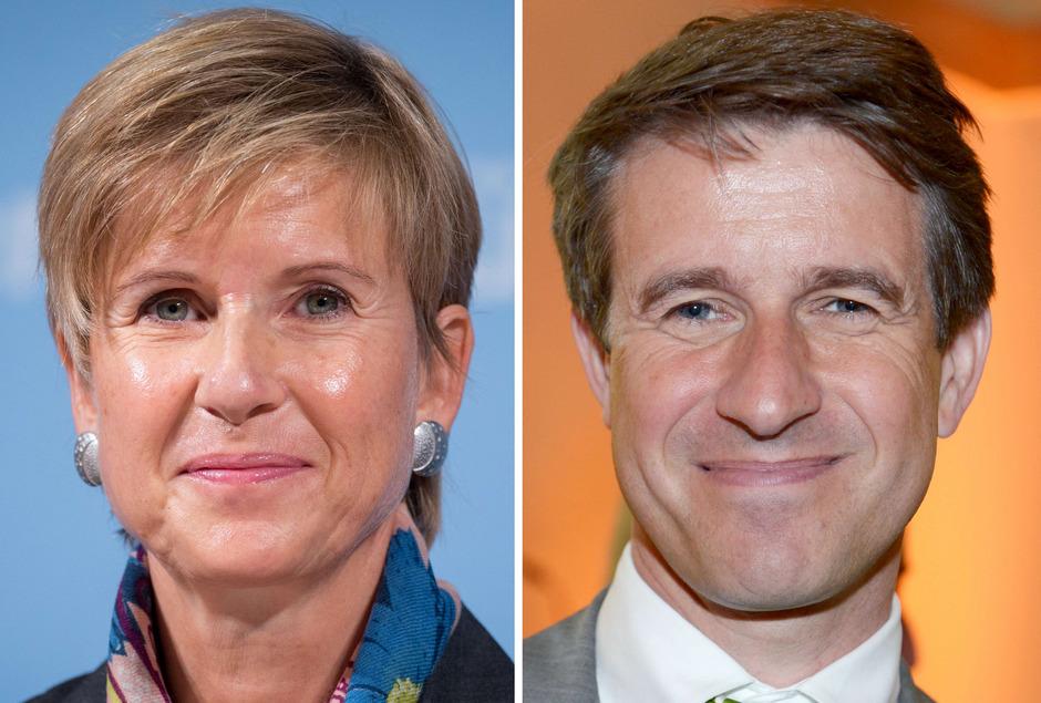BMW-Milliardäre Susanne Klatten (geborene Quandt) und ihr Bruder Stefan Quandt: insgesamt fast 10.000 m² Grund in Kitzbühel.