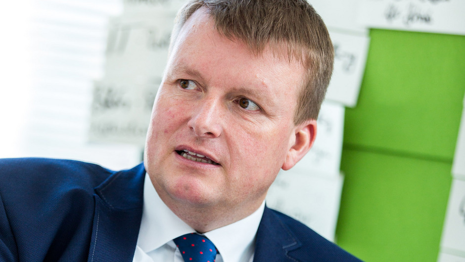Wieder einmal unter Druck: Die Opposition fordert von TSD-Geschäftsführer Harald Bachmeier Konsequenzen.